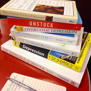 Depression books